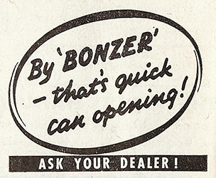 Can Opener Old Advert 2