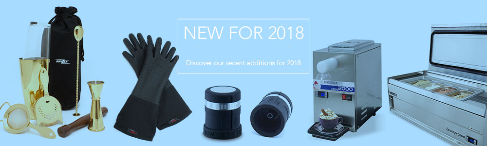 Discover our recent additions for 2018